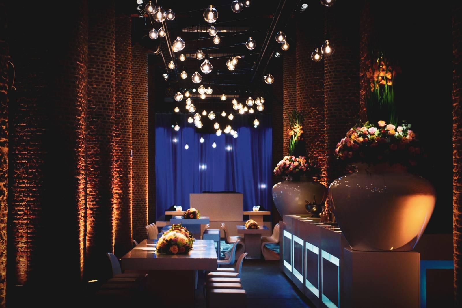 Blue Moon Team - Licht & Geluid Huwelijk Trouw Bruiloft - House of Weddings - 17