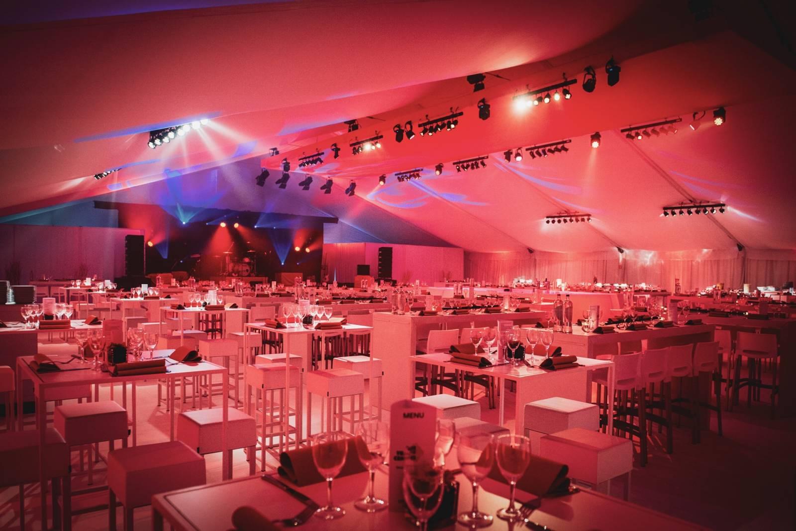 Blue Moon Team - Licht & Geluid Huwelijk Trouw Bruiloft - House of Weddings - 19