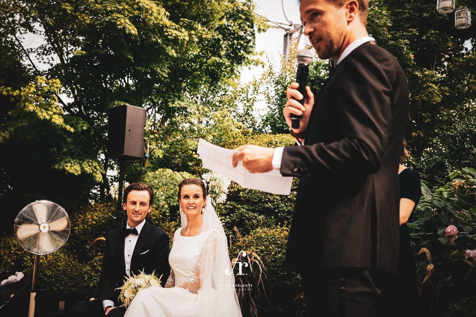 Blue Moon Team - Licht & Geluid Huwelijk Trouw Bruiloft - House of Weddings - 2