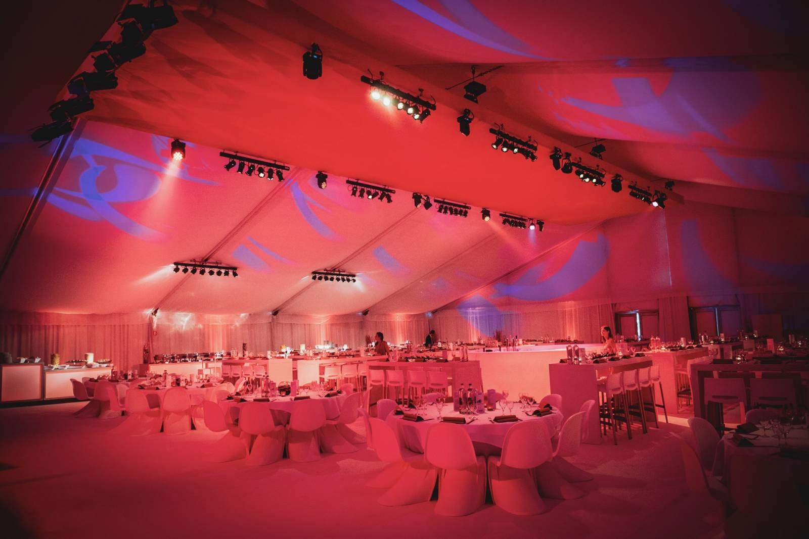 Blue Moon Team - Licht & Geluid Huwelijk Trouw Bruiloft - House of Weddings - 20
