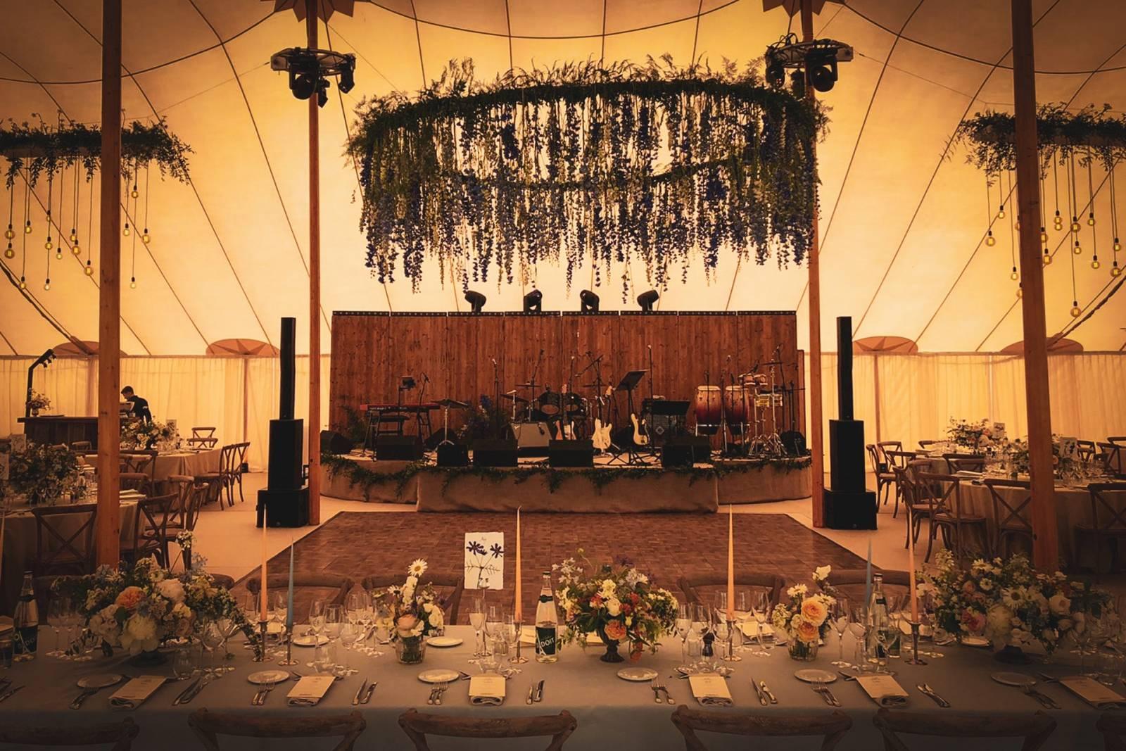 Blue Moon Team - Licht & Geluid Huwelijk Trouw Bruiloft - House of Weddings - 25