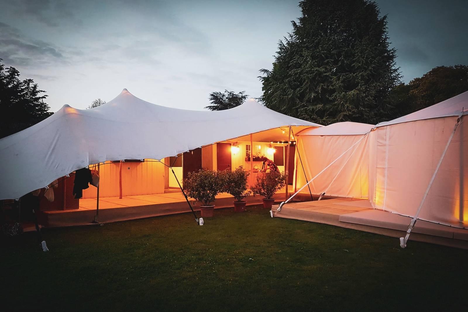 Blue Moon Team - Licht & Geluid Huwelijk Trouw Bruiloft - House of Weddings - 30