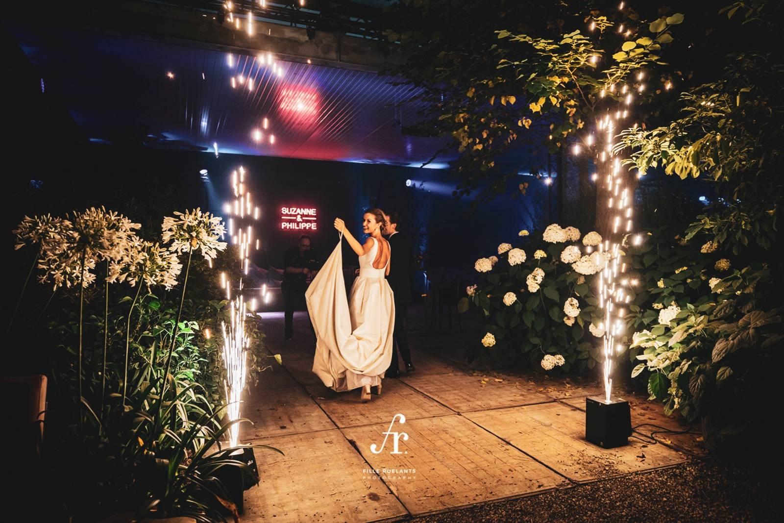Blue Moon Team - Licht & Geluid Huwelijk Trouw Bruiloft - House of Weddings - 8
