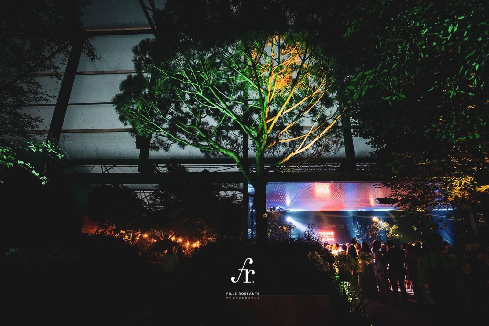 Blue Moon Team - Licht & Geluid Huwelijk Trouw Bruiloft - House of Weddings - 9