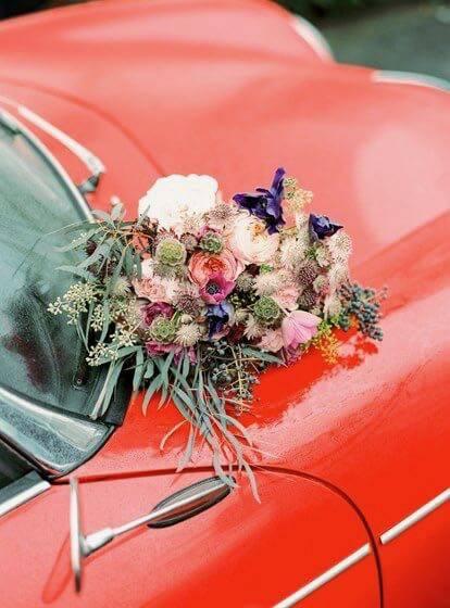 Bos Bloemen - Bloemen huwelijk & Boeketten - House of Weddings - 2