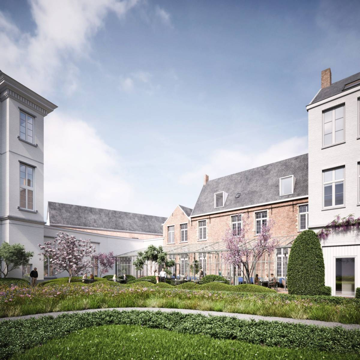 Botanic Sanctuary Antwerp - Feestzaal - House of Weddings - 15