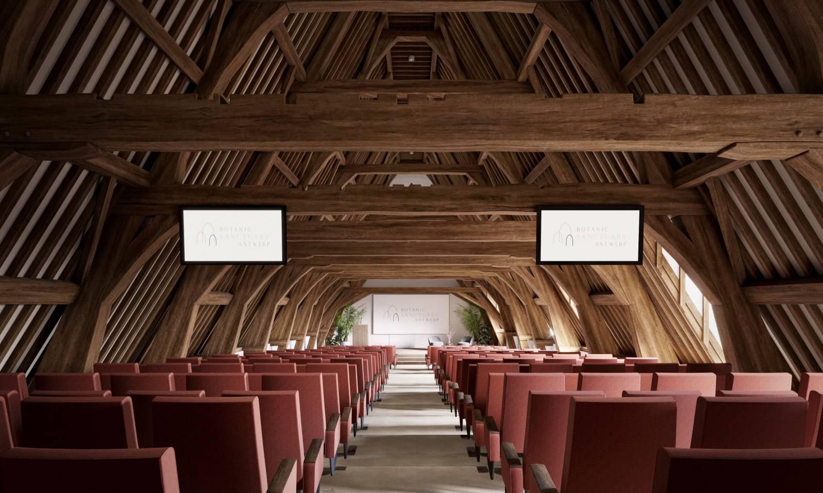 Botanic Sanctuary Antwerp - Feestzaal - House of Weddings - 2