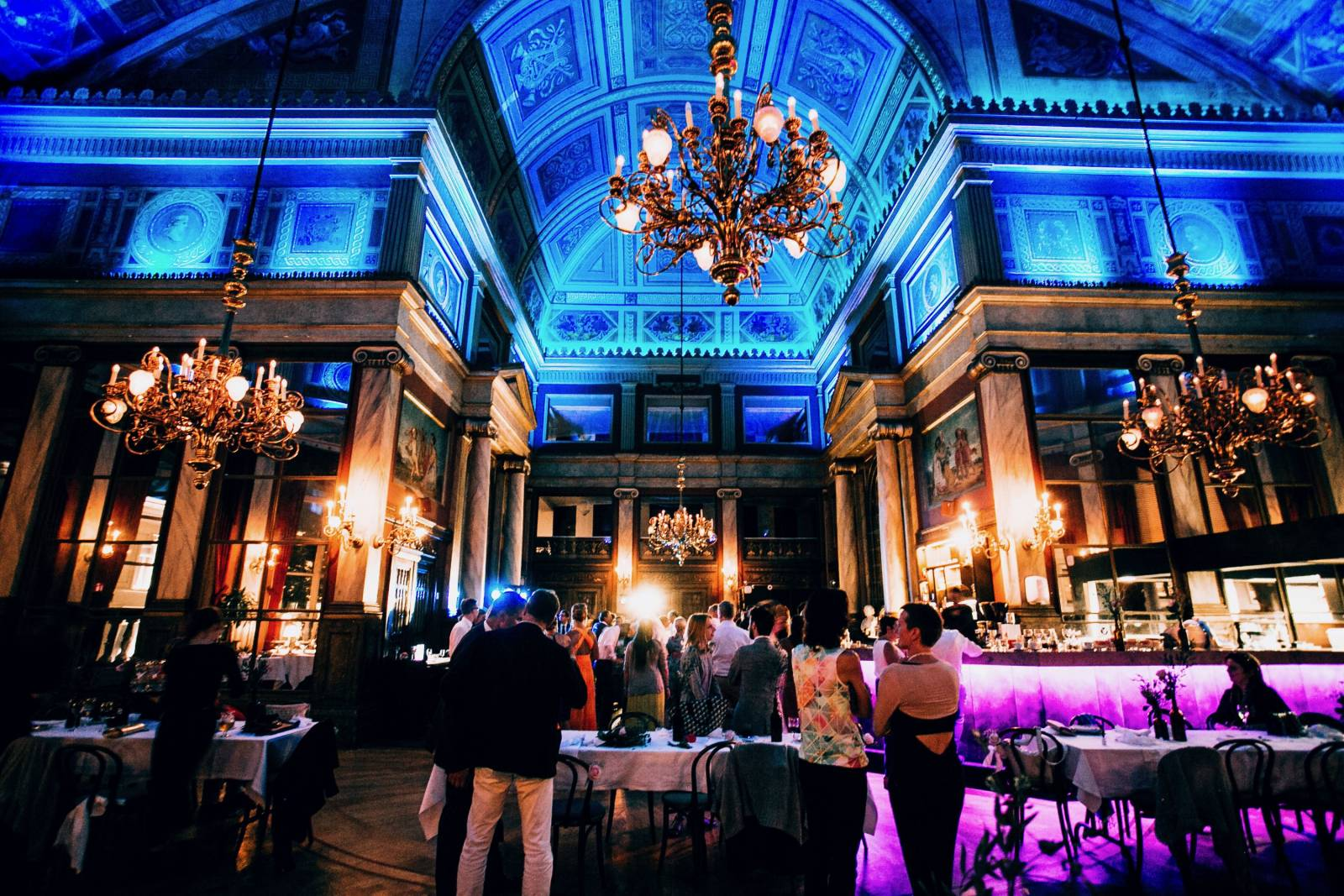Bourla Schouwburg - Feestzaal Antwerpen -  House of Weddings - 1