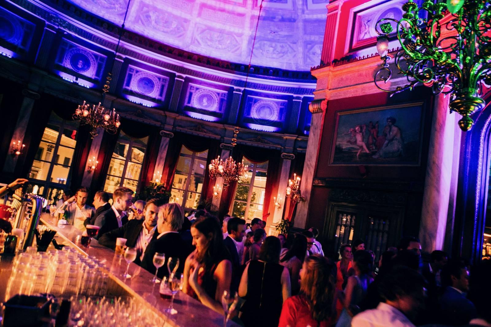 Bourla Schouwburg - Feestzaal Antwerpen -  House of Weddings - 10