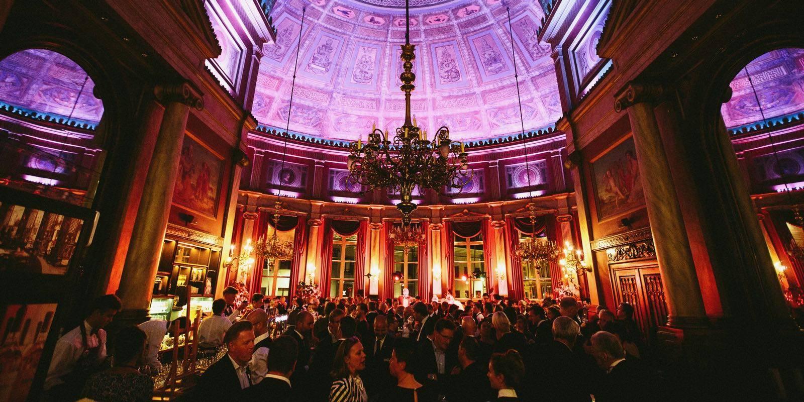 Bourla Schouwburg - Feestzaal Antwerpen -  House of Weddings - 12