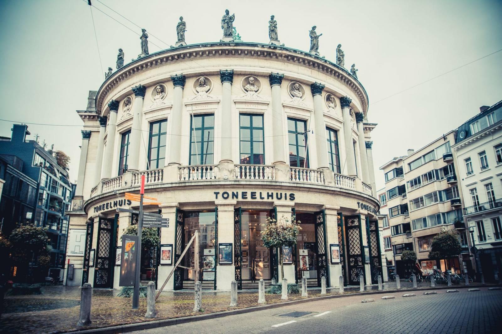 Bourla Schouwburg - Feestzaal Antwerpen -  House of Weddings - 16