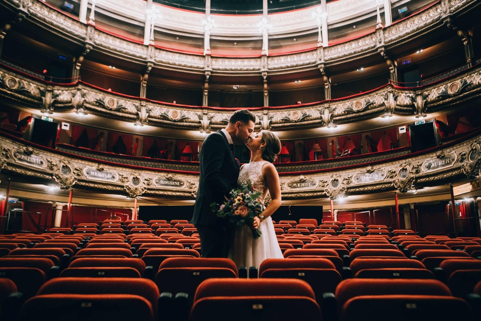 Bourla Schouwburg - Feestzaal Antwerpen -  House of Weddings - 2