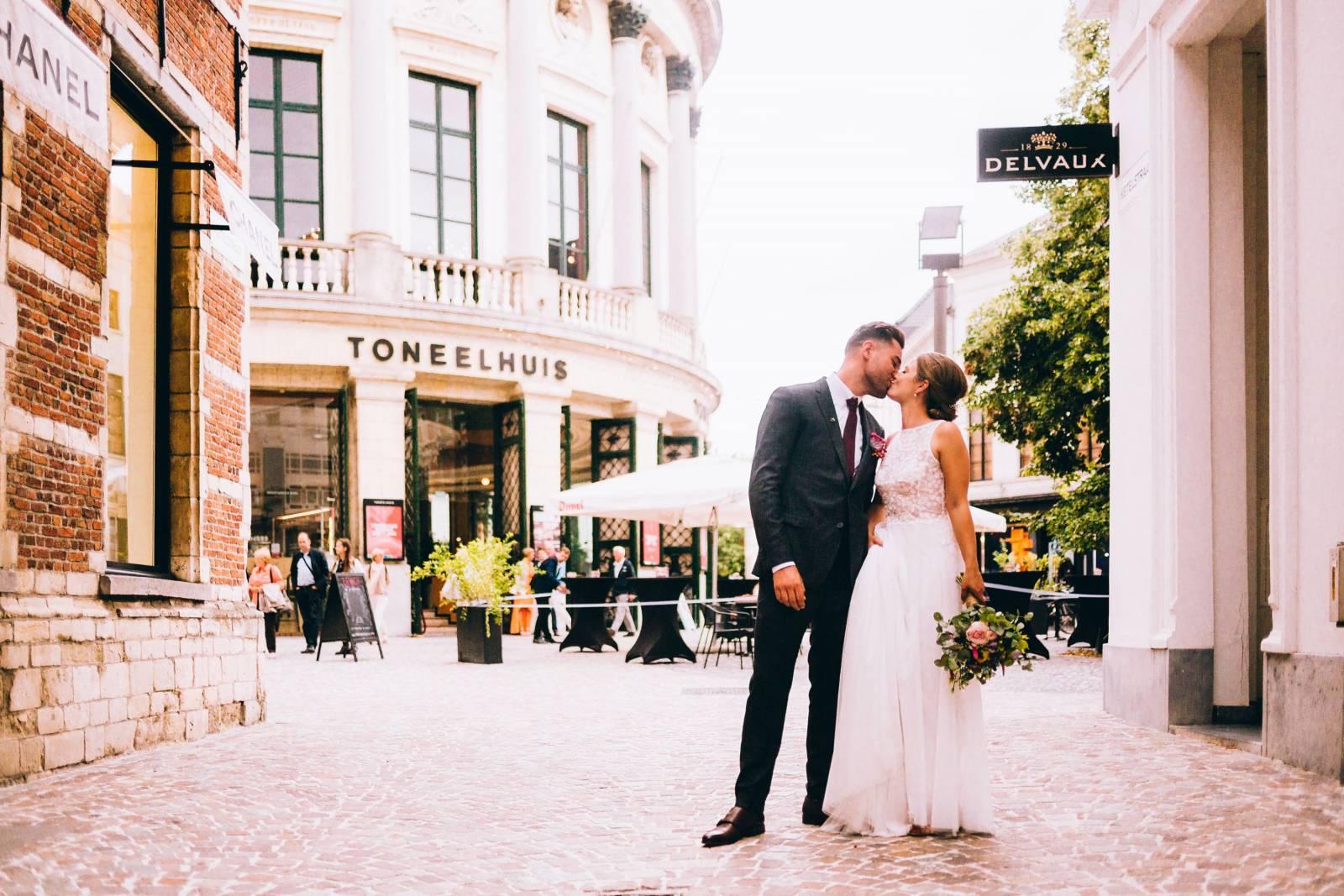 Bourla Schouwburg - Feestzaal Antwerpen -  House of Weddings - 4