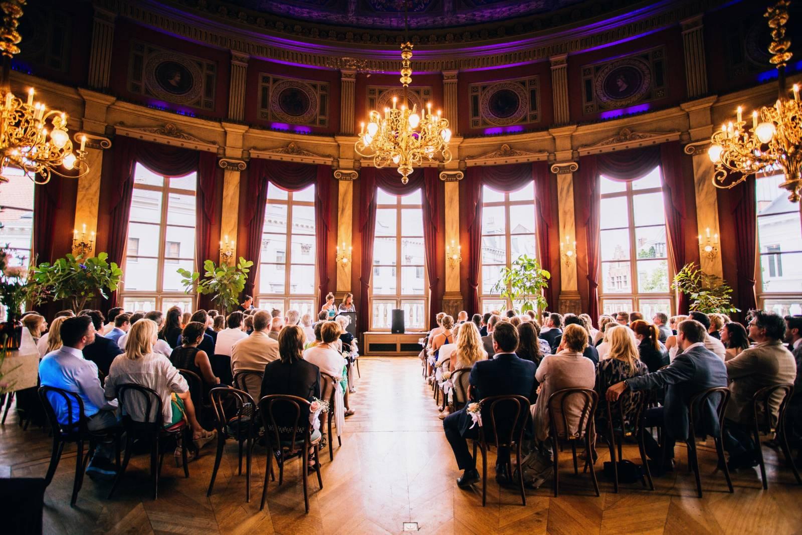 Bourla Schouwburg - Feestzaal Antwerpen -  House of Weddings - 6