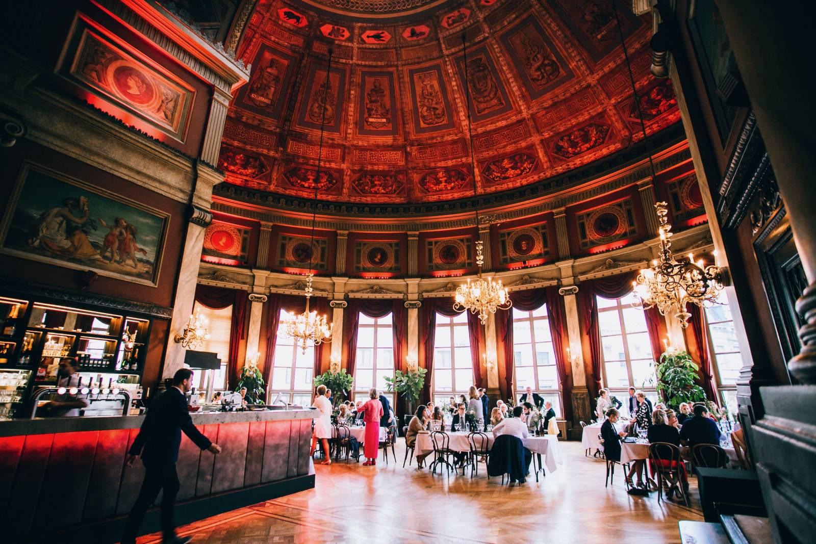 Bourla Schouwburg - Feestzaal Antwerpen -  House of Weddings - 7