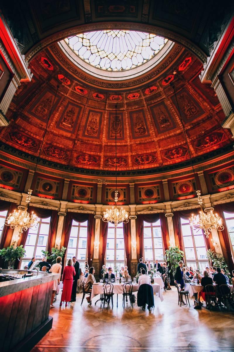 Bourla Schouwburg - Feestzaal Antwerpen -  House of Weddings - 8