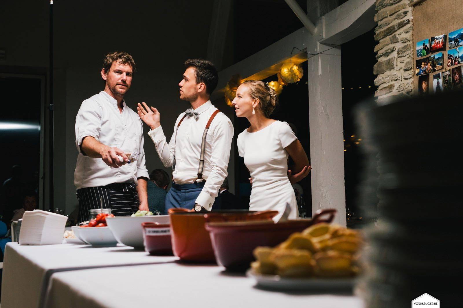 Bring it On - Catering - Fotograaf Vormkrijger - House of Weddings - 2