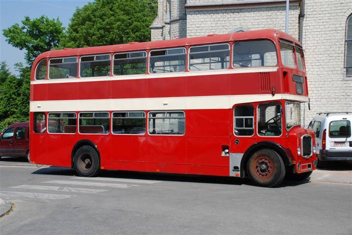 Bristol FLF 1965-10