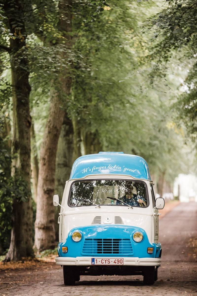 Café Creme - Foodtruck - House of Weddings - 15