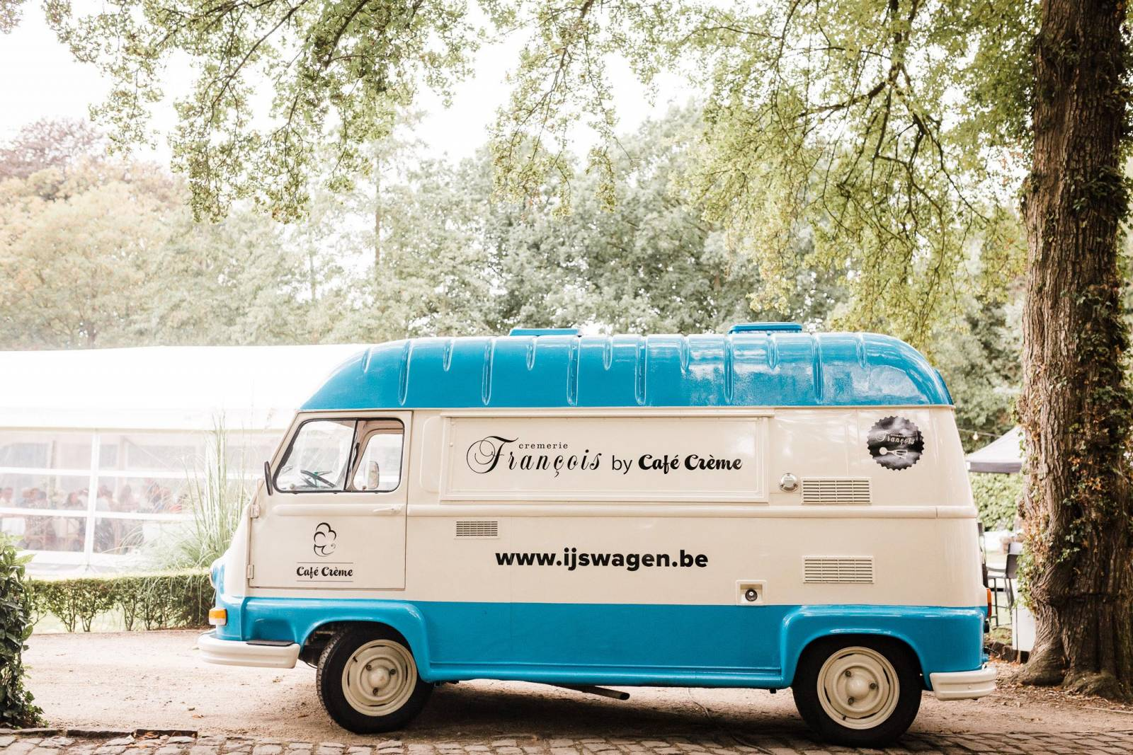Café Creme - Foodtruck - House of Weddings - 16