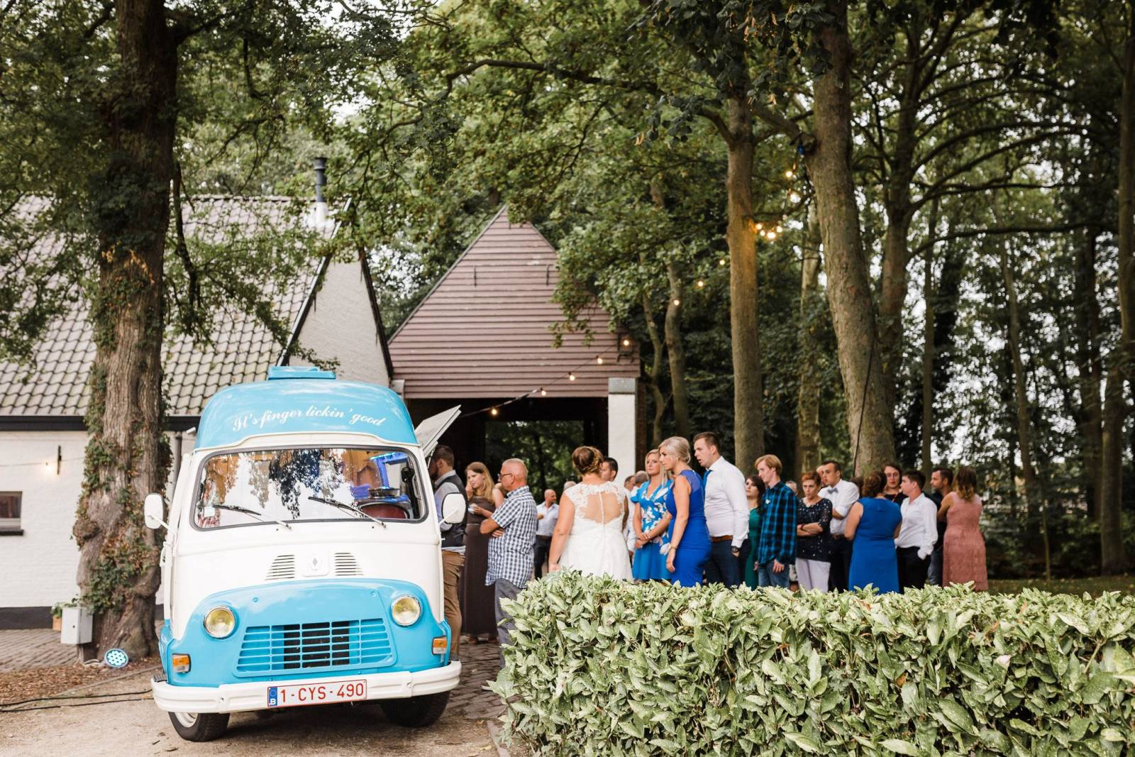 Café Creme - Foodtruck - House of Weddings - 17