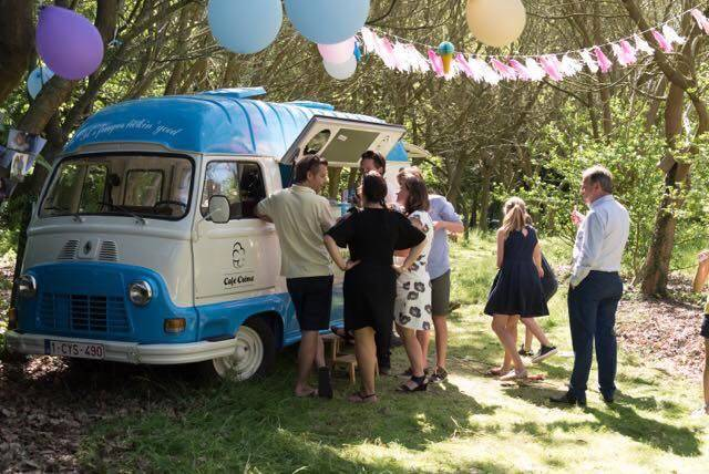 Café Crème - Foodtruck - House of Weddings - 3