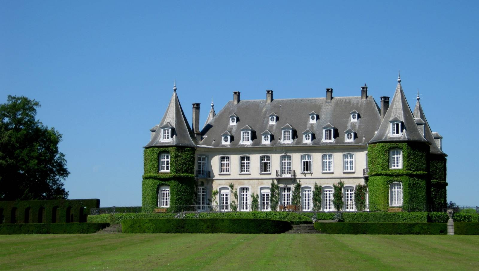 Chateau de la Hulpe - Feestzaal te La Hulpe - House of Weddings - 16