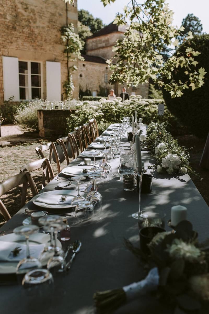 Château de Redon - Feestzaal Trouwzaal Trouwlocatie Frankrijk - House of Weddings - 23