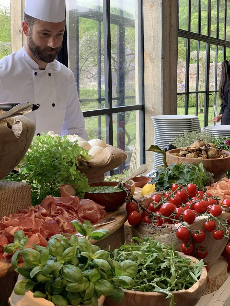 Choux de Bruxelles - Traiteur - Catering - House of Weddings 17