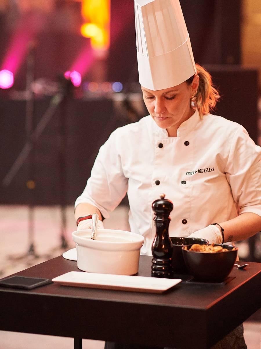 Choux de Bruxelles - Traiteur - Catering - House of Weddings 18