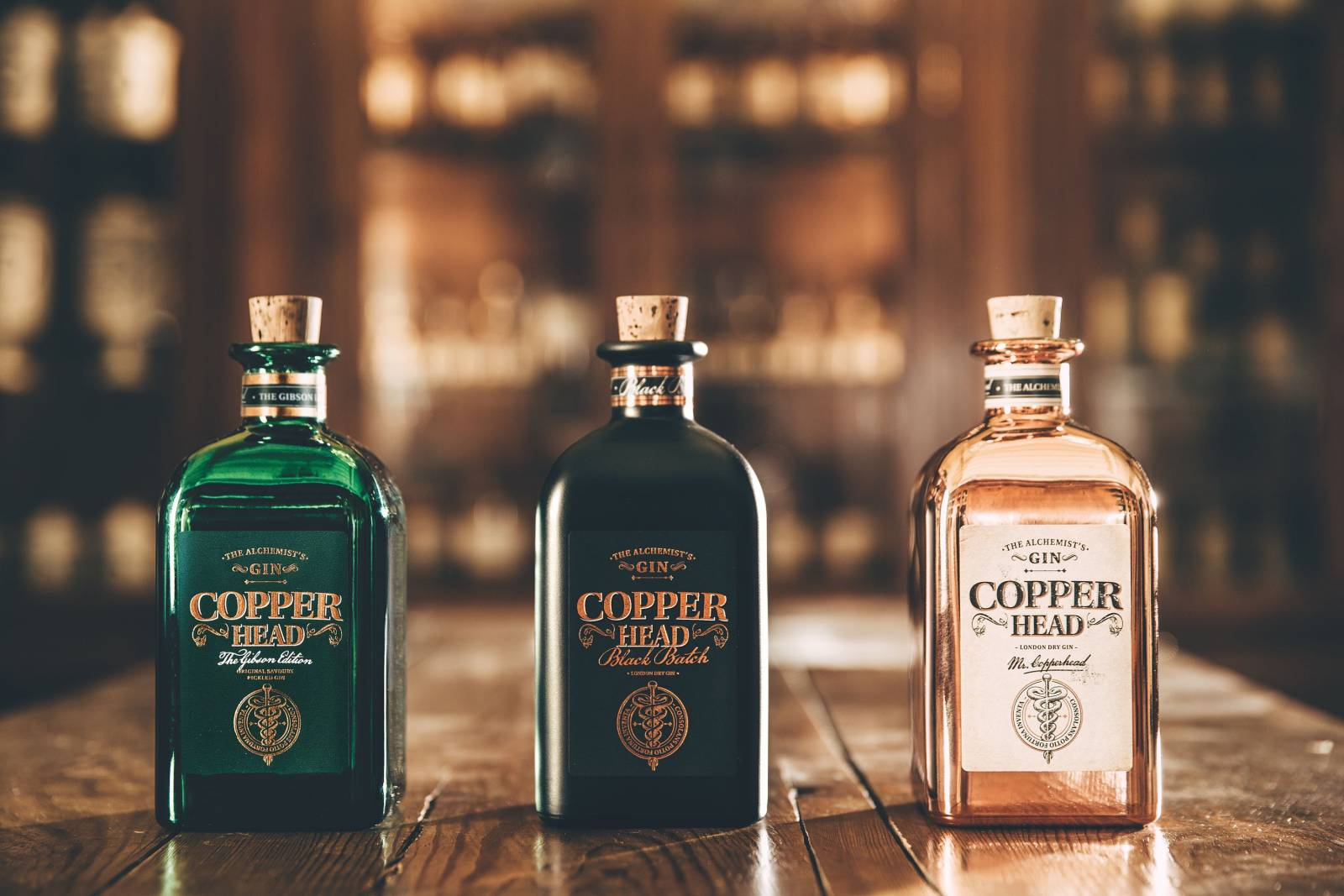 Copperhead Gin - House of Weddings  - 6