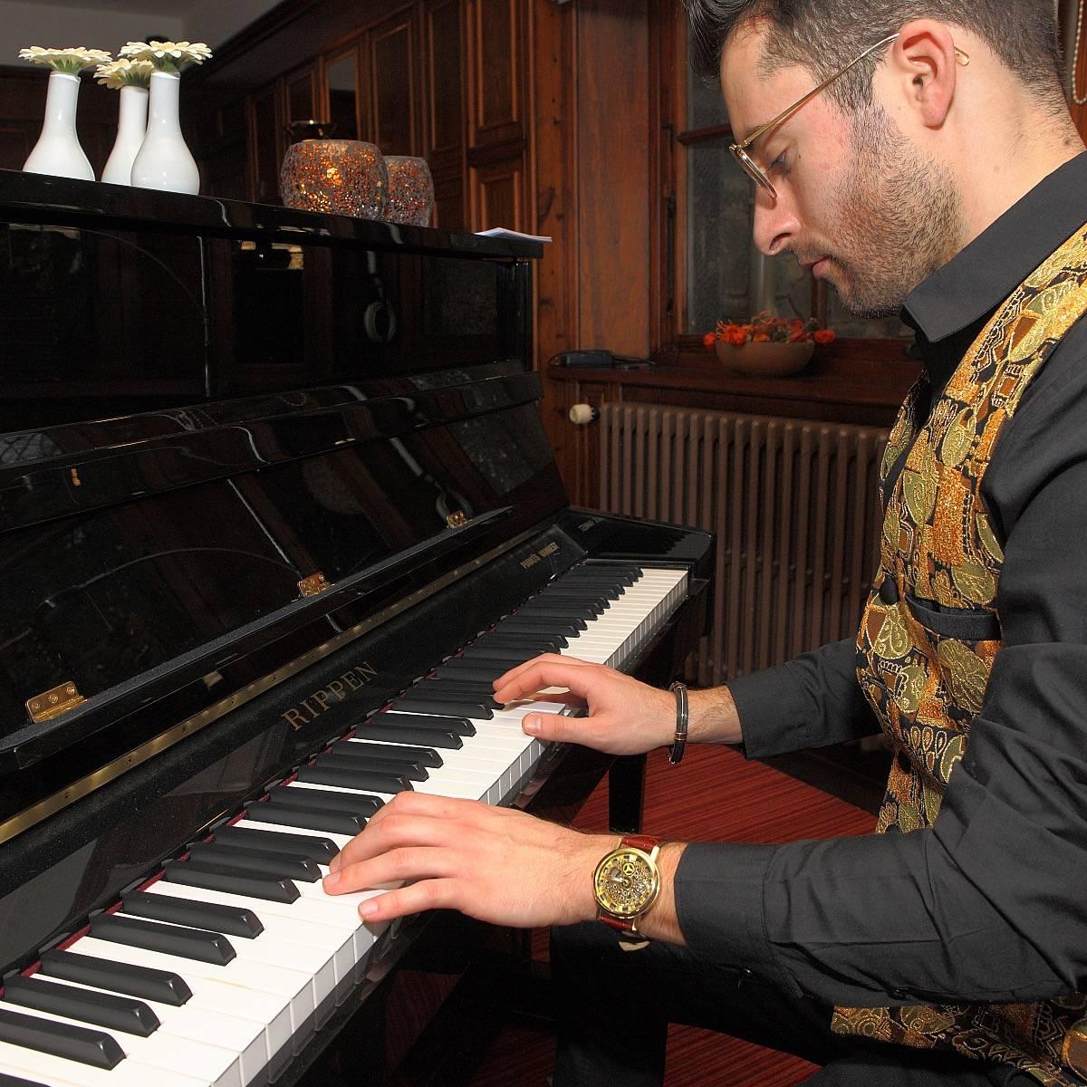 Daniel Verstappen - Muziek Huwelijk Trouw Bruiloft - Zanger - House of Weddings - 1