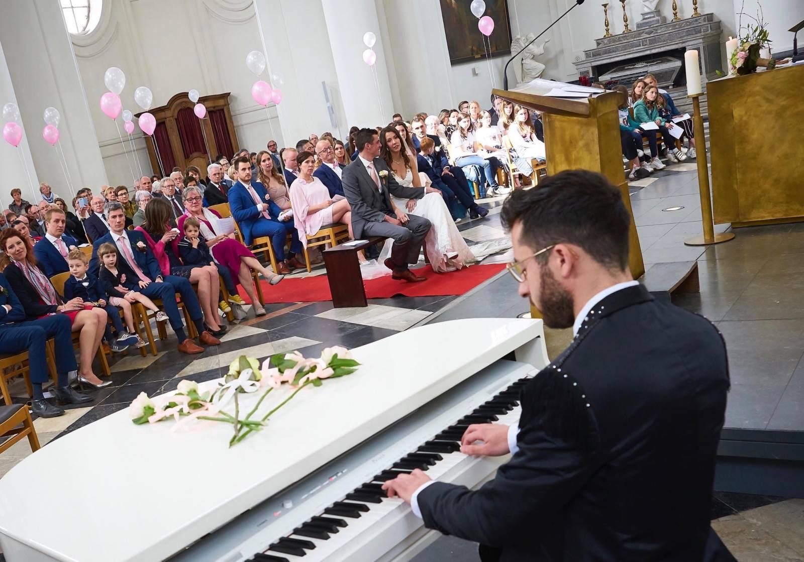 Daniel Verstappen - Muziek Huwelijk Trouw Bruiloft - Zanger - House of Weddings - 13