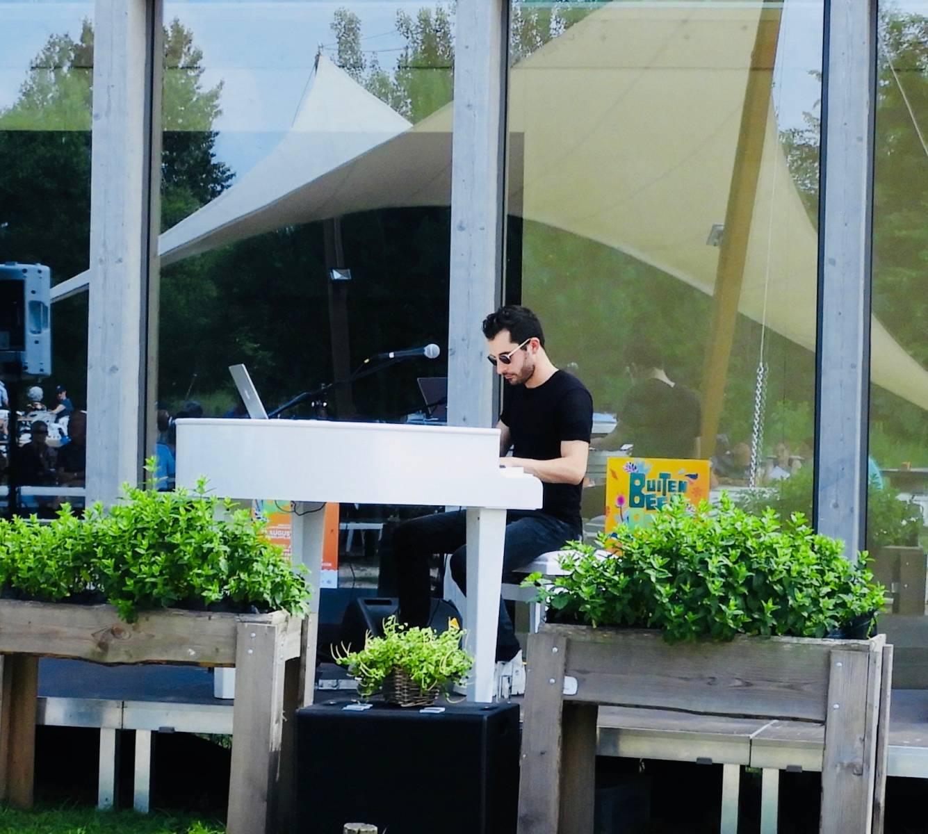 Daniel Verstappen - Muziek Huwelijk Trouw Bruiloft - Zanger - House of Weddings - 17