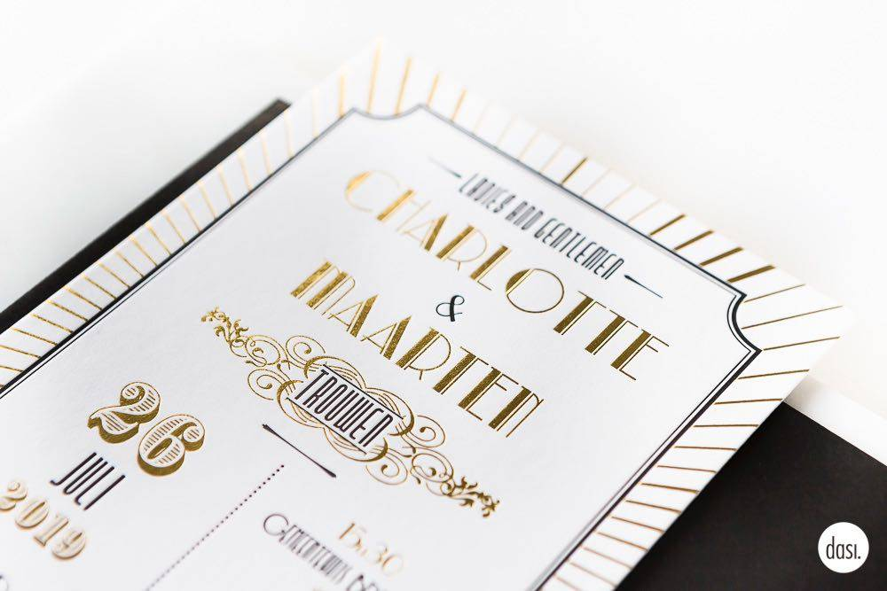 Dasi - Wedding Stationery - Grafisch design - Trouwuitnodiging - Huwelijksuitnodiging - House of Weddings - 28