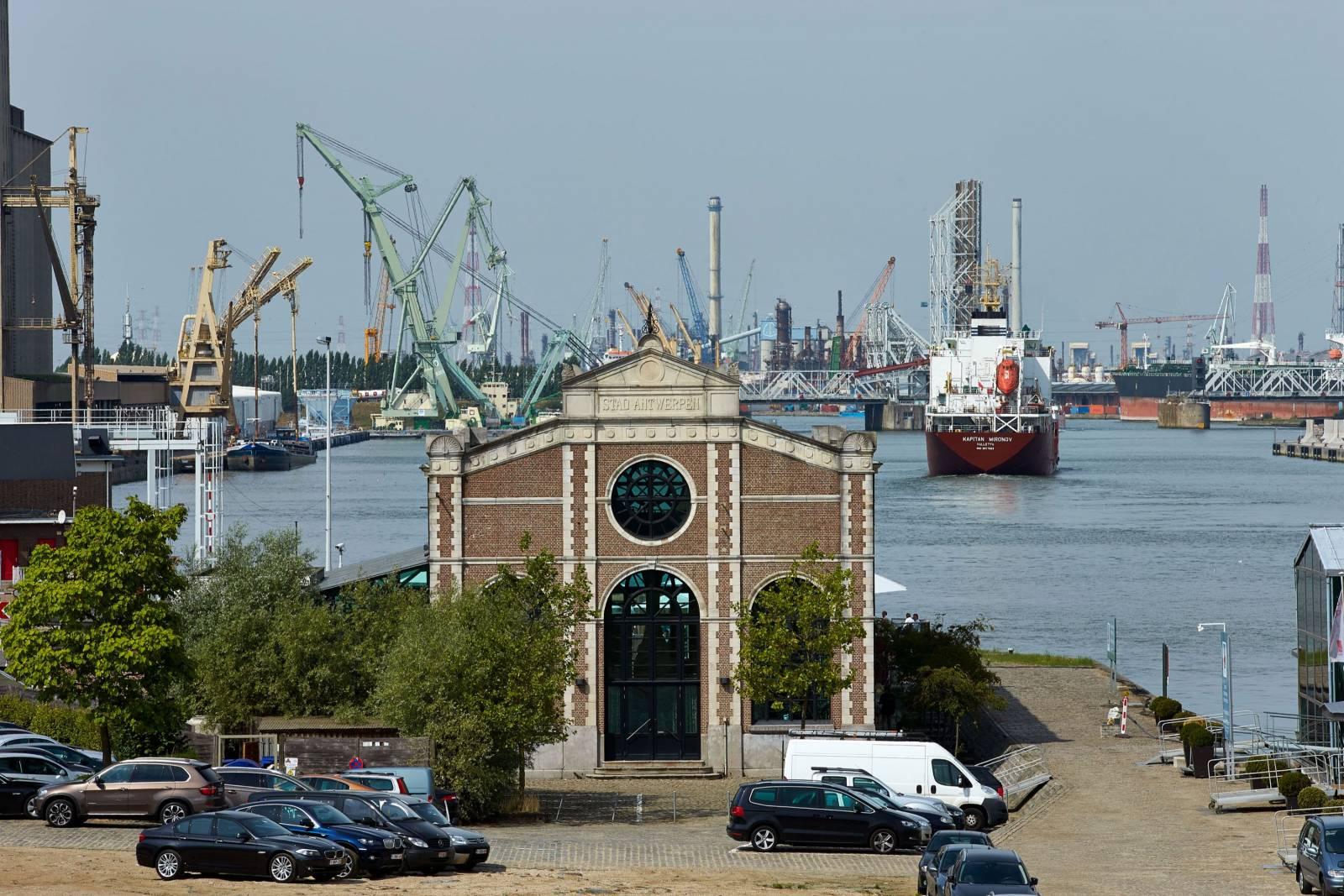 De Ark - Feestzaal Antwerpen - Trouwzaal - House of Weddings - 47