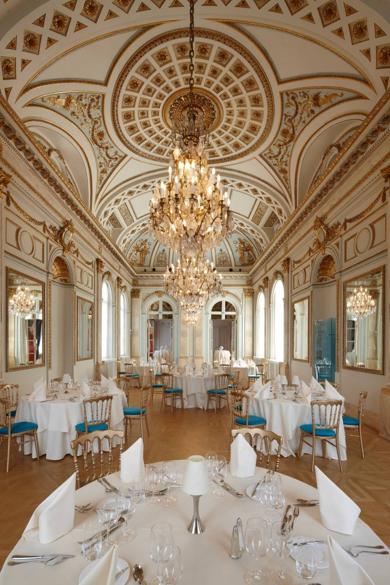 De Spiegelzaal - Feestzaal op de Meir - Antwerpen - House of Weddings - 1