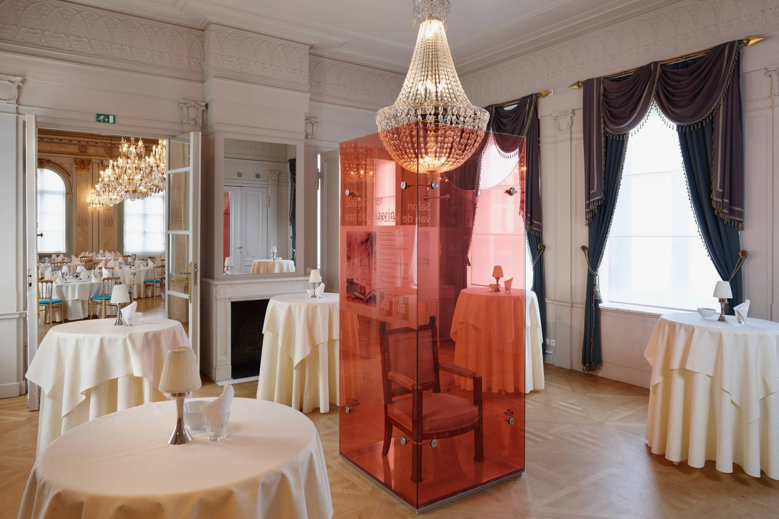 De Spiegelzaal - Feestzaal op de Meir - Antwerpen - House of Weddings - 11