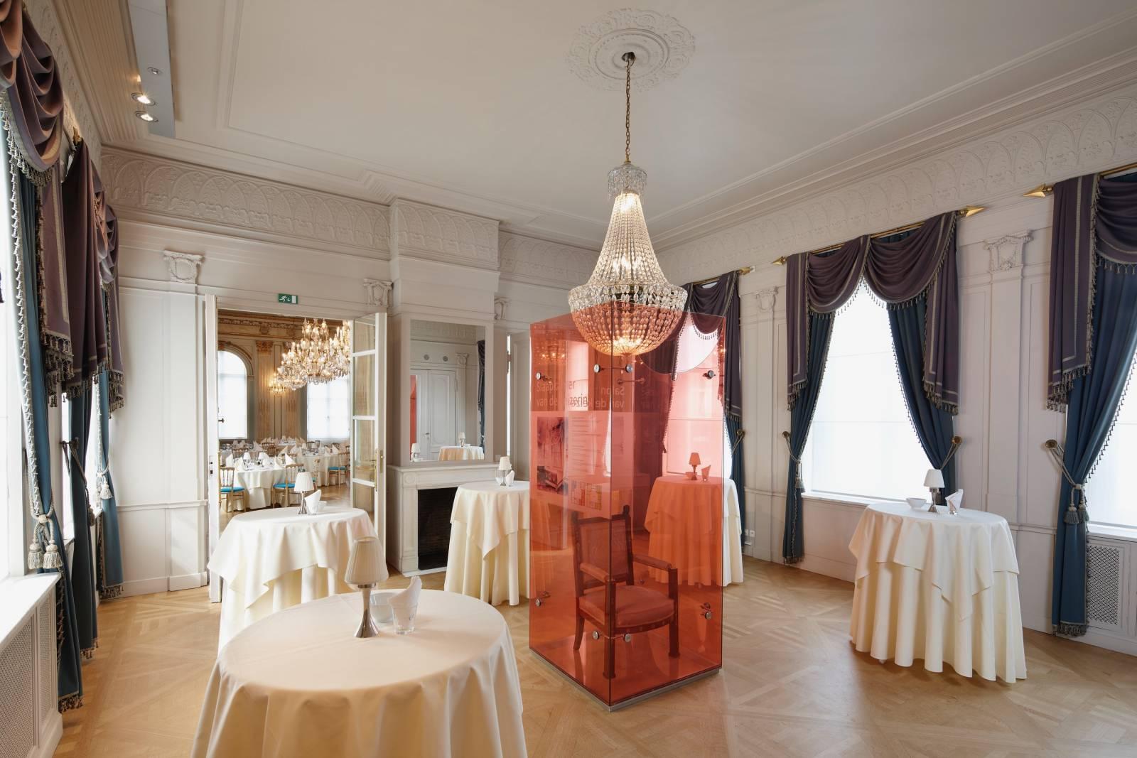 De Spiegelzaal - Feestzaal op de Meir - Antwerpen - House of Weddings - 12