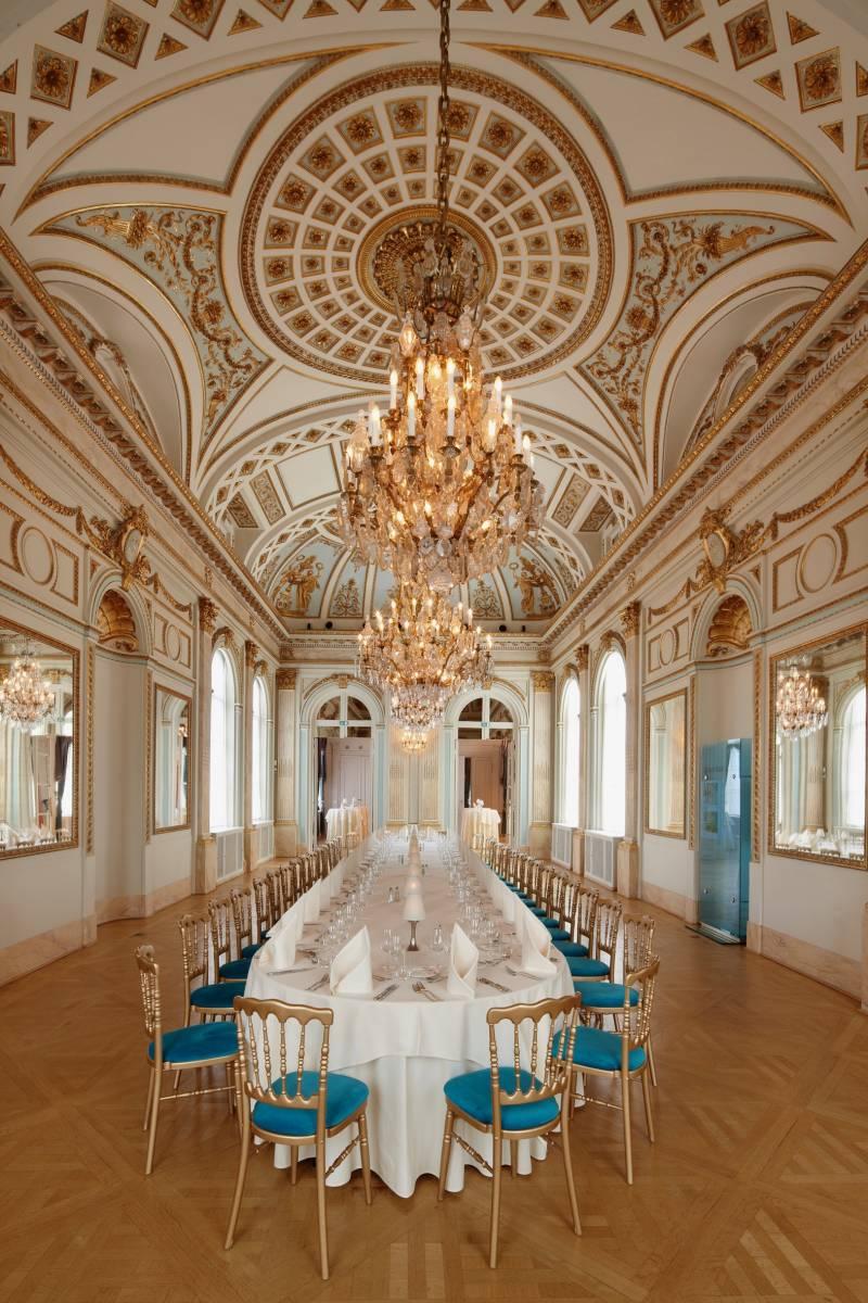 De Spiegelzaal - Feestzaal op de Meir - Antwerpen - House of Weddings - 14