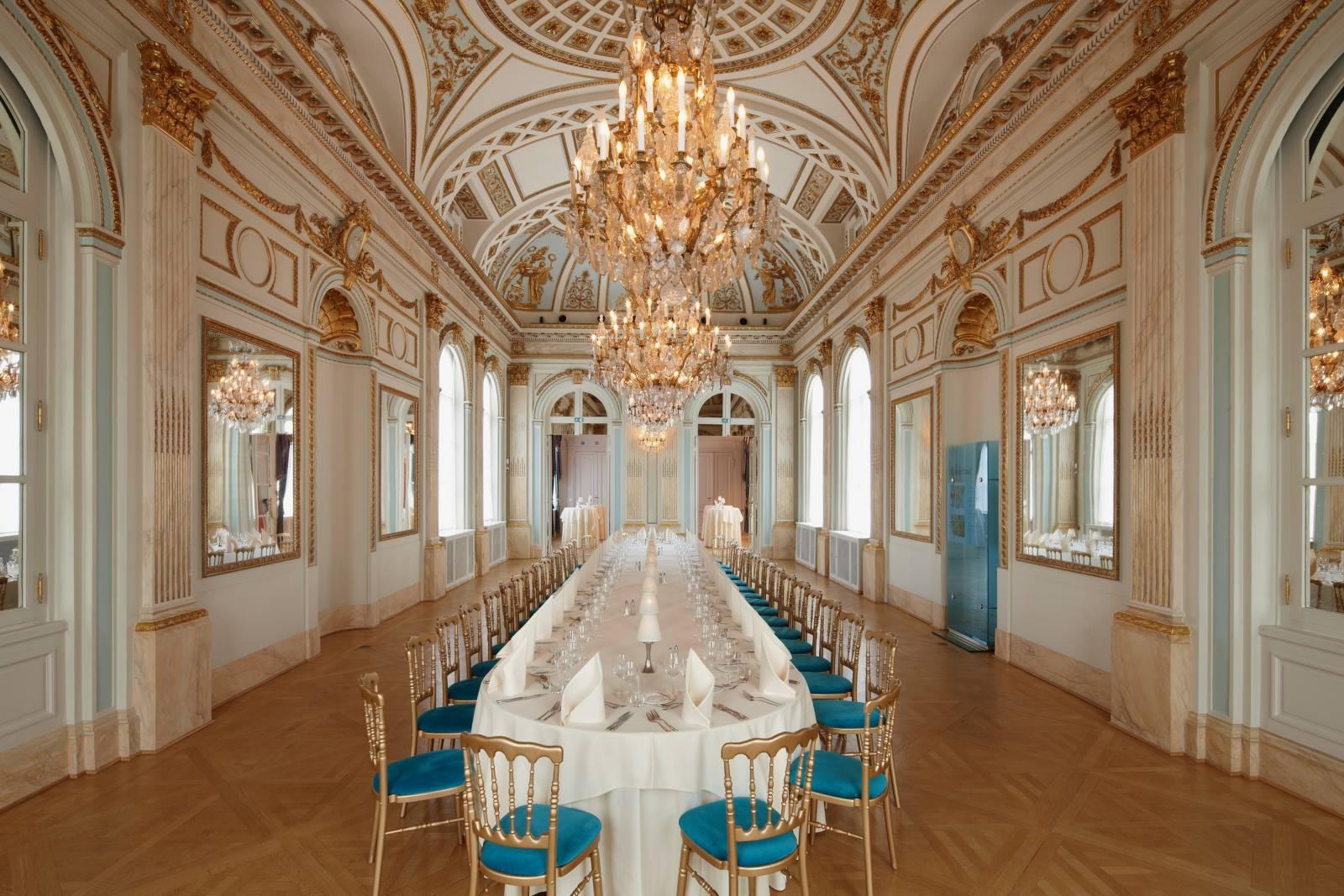 De Spiegelzaal - Feestzaal op de Meir - Antwerpen - House of Weddings - 15