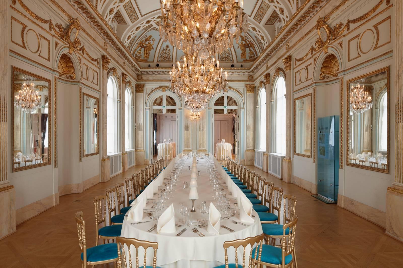 De Spiegelzaal - Feestzaal op de Meir - Antwerpen - House of Weddings - 16