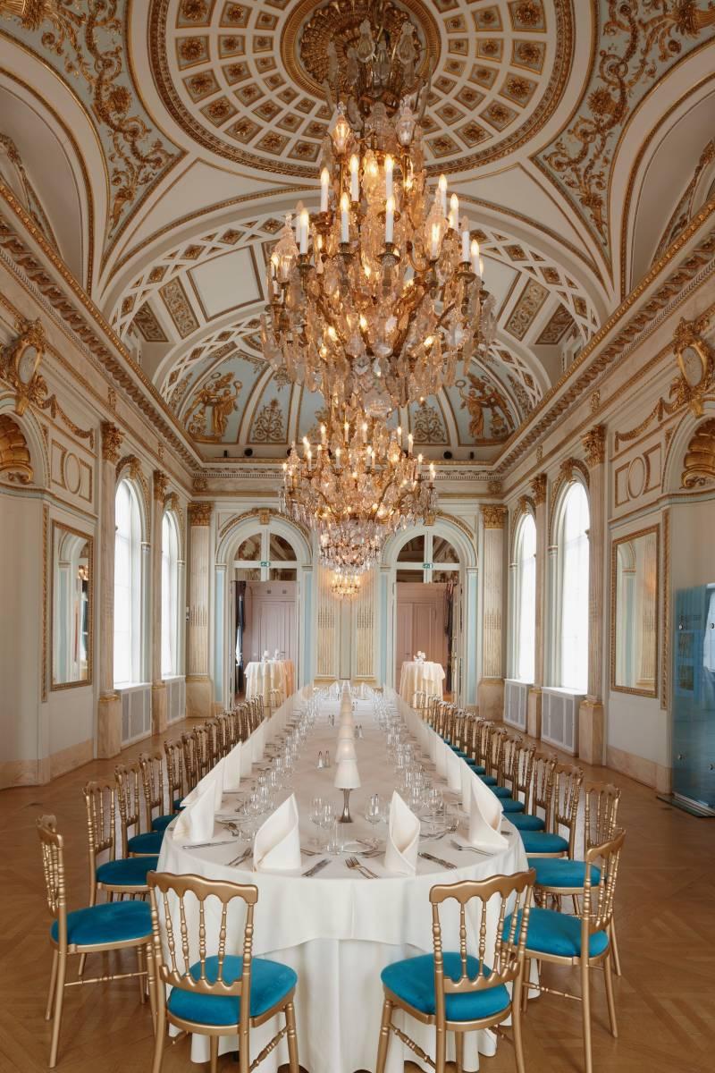 De Spiegelzaal - Feestzaal op de Meir - Antwerpen - House of Weddings - 17