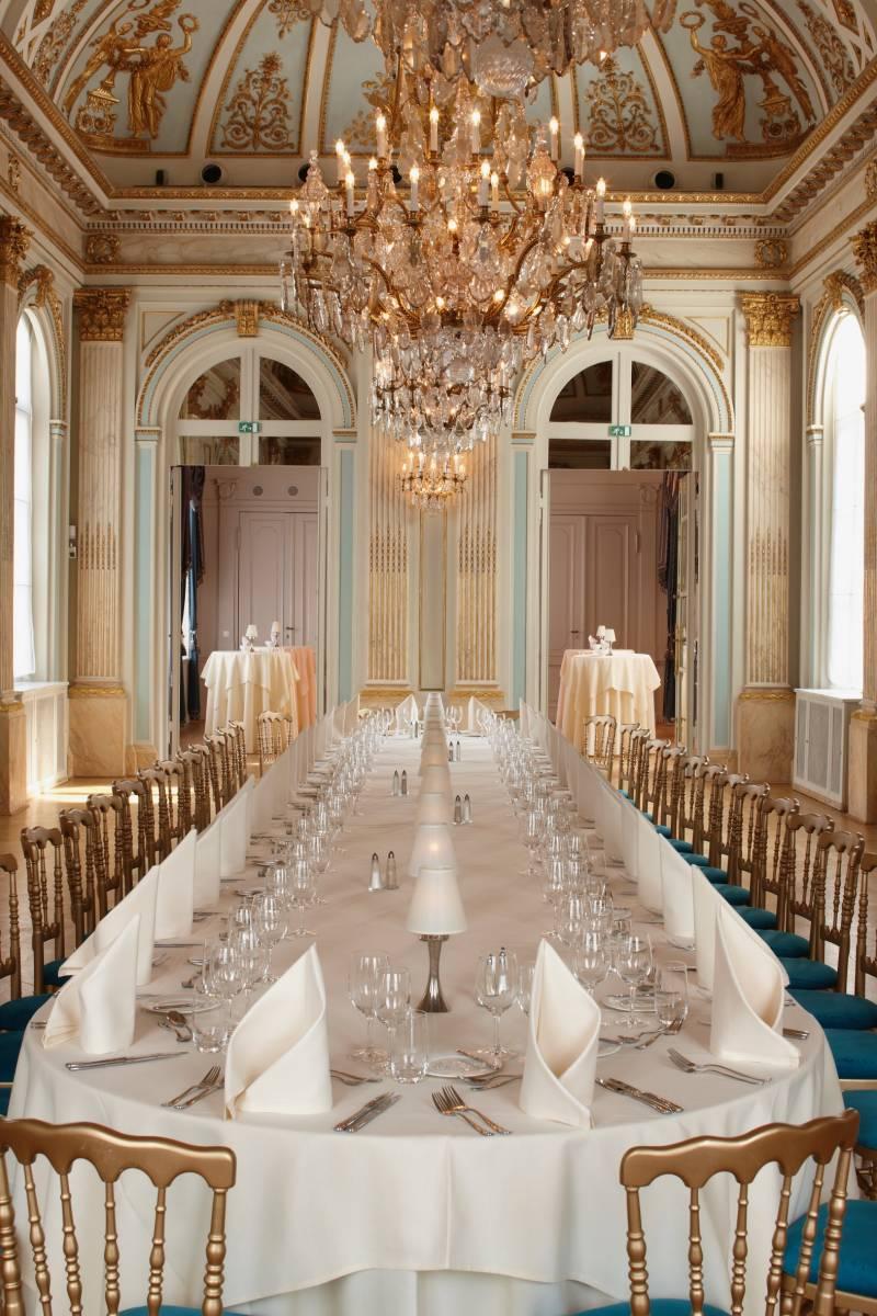 De Spiegelzaal - Feestzaal op de Meir - Antwerpen - House of Weddings - 18