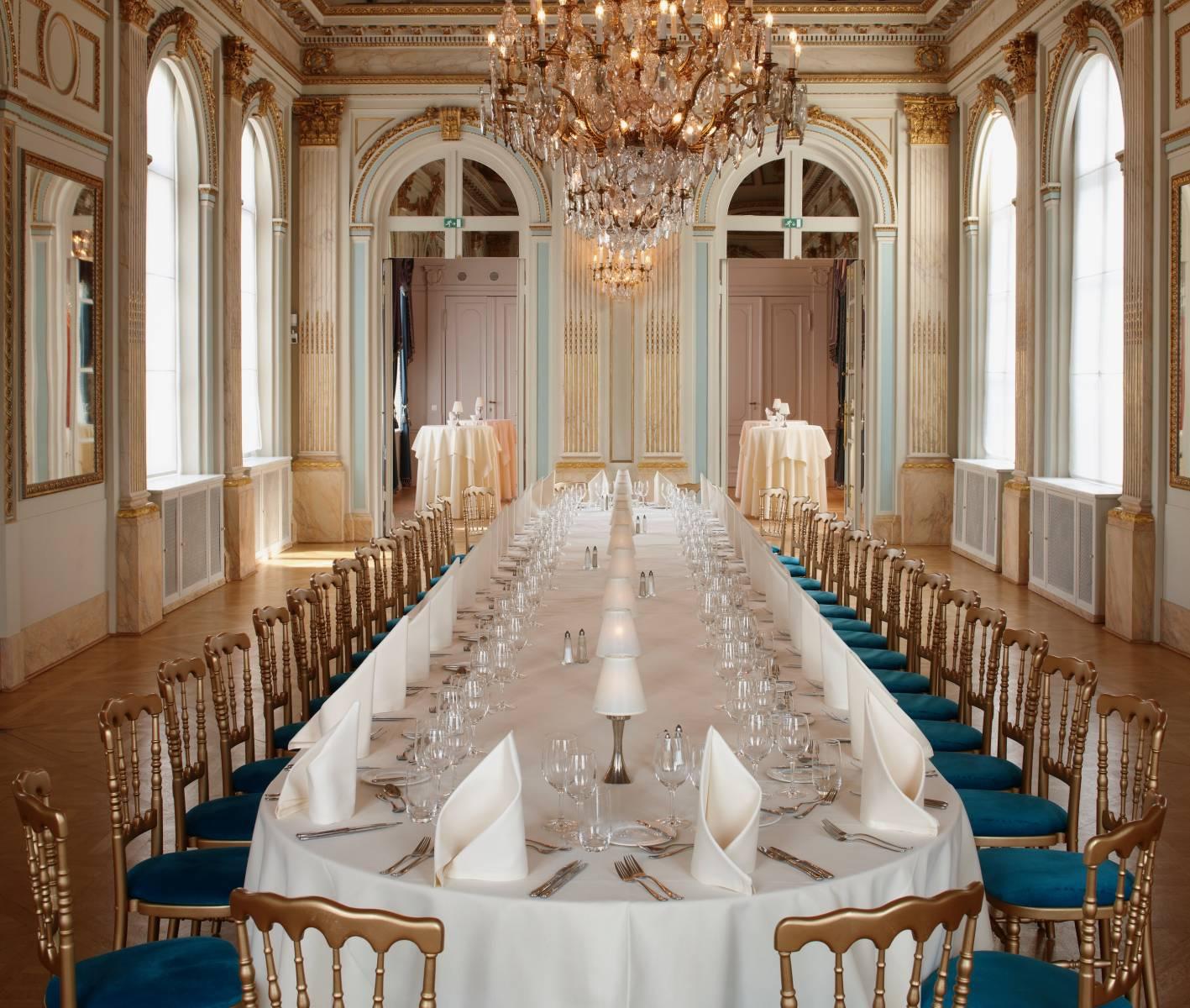 De Spiegelzaal - Feestzaal op de Meir - Antwerpen - House of Weddings - 19