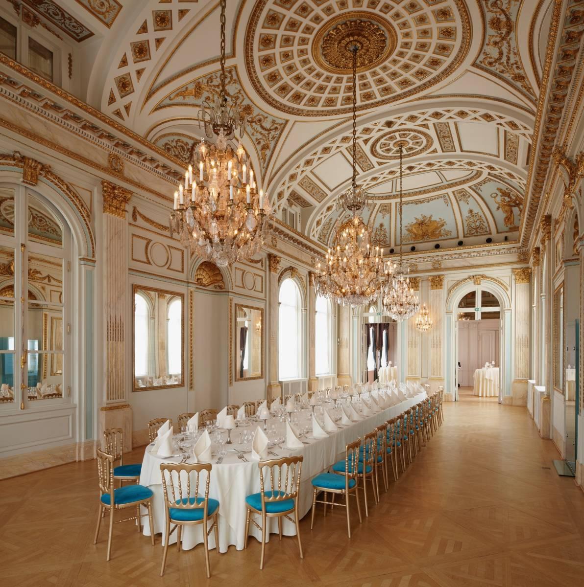 De Spiegelzaal - Feestzaal op de Meir - Antwerpen - House of Weddings - 20