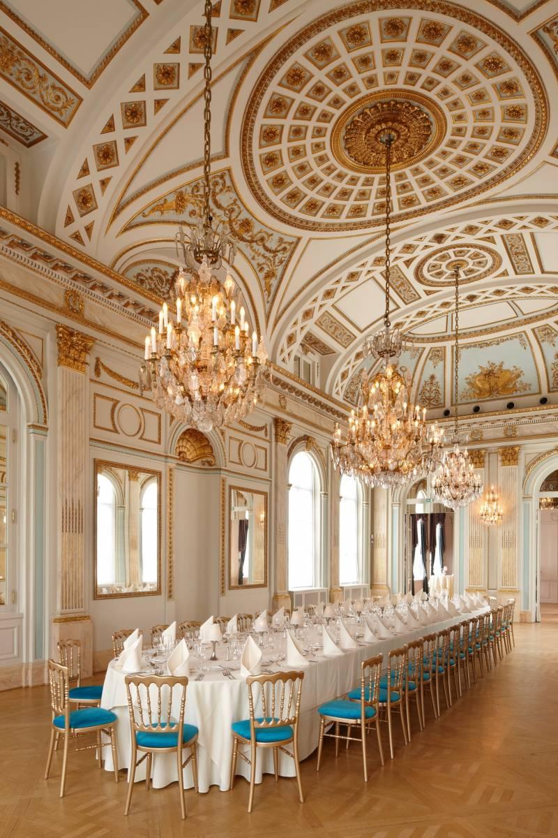 De Spiegelzaal - Feestzaal op de Meir - Antwerpen - House of Weddings - 21