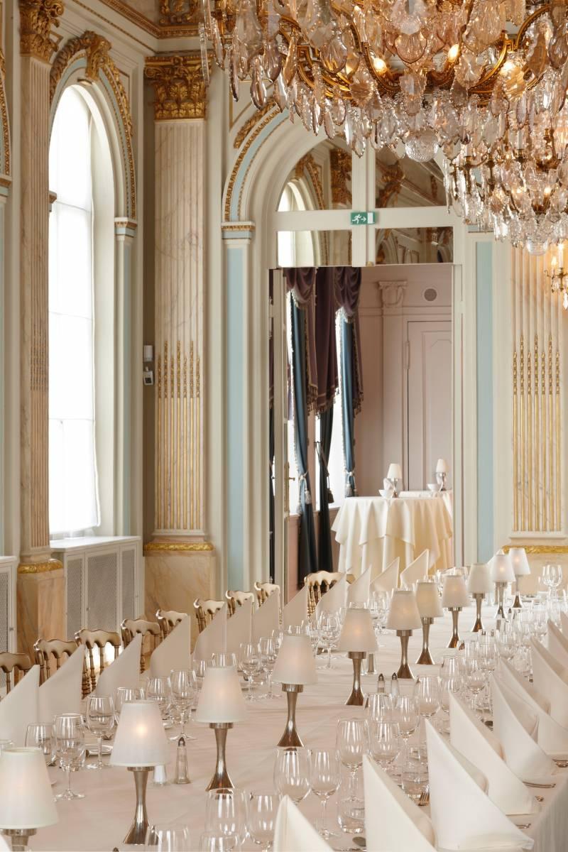 De Spiegelzaal - Feestzaal op de Meir - Antwerpen - House of Weddings - 22