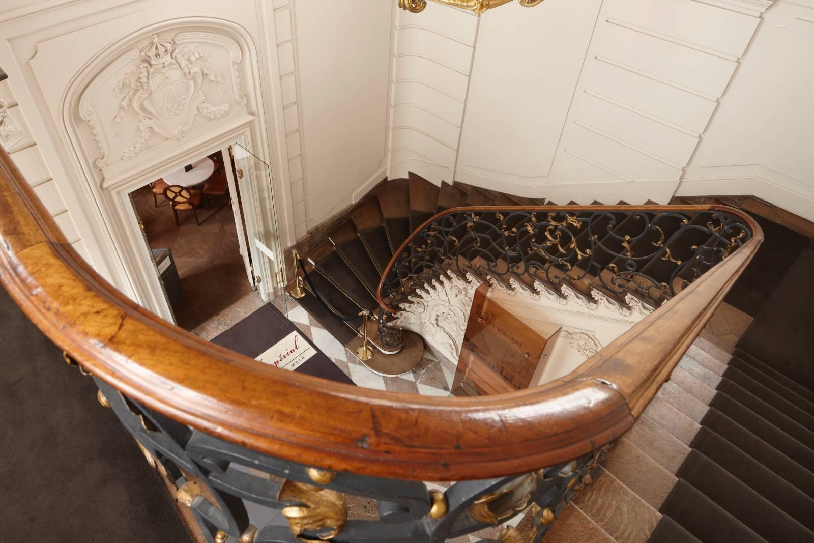 De Spiegelzaal - Feestzaal op de Meir - Antwerpen - House of Weddings - 24
