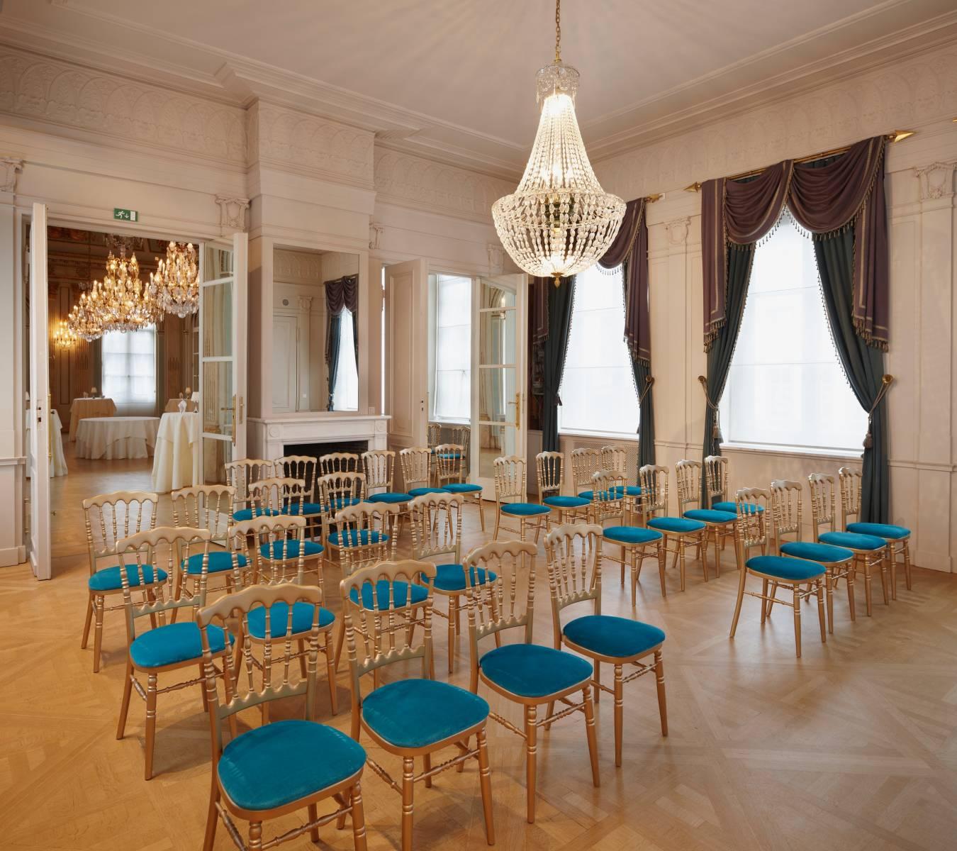 De Spiegelzaal - Feestzaal op de Meir - Antwerpen - House of Weddings - 25